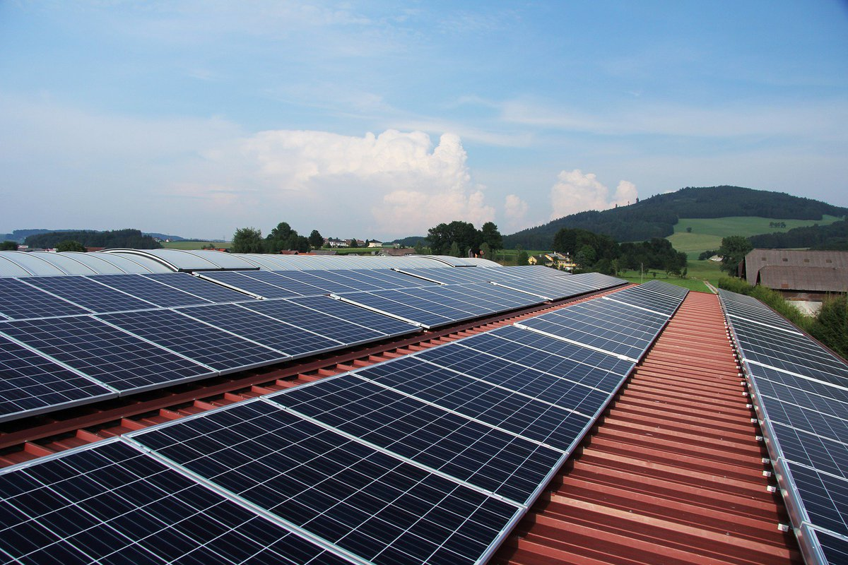 The savings and extra income raised by our new solar panels will be reinvested in the school to promote better outcomes for each of our pupils: http://ow.ly/VyxW30nFPPk