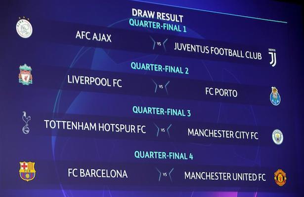 Barca - Liverpool Photo