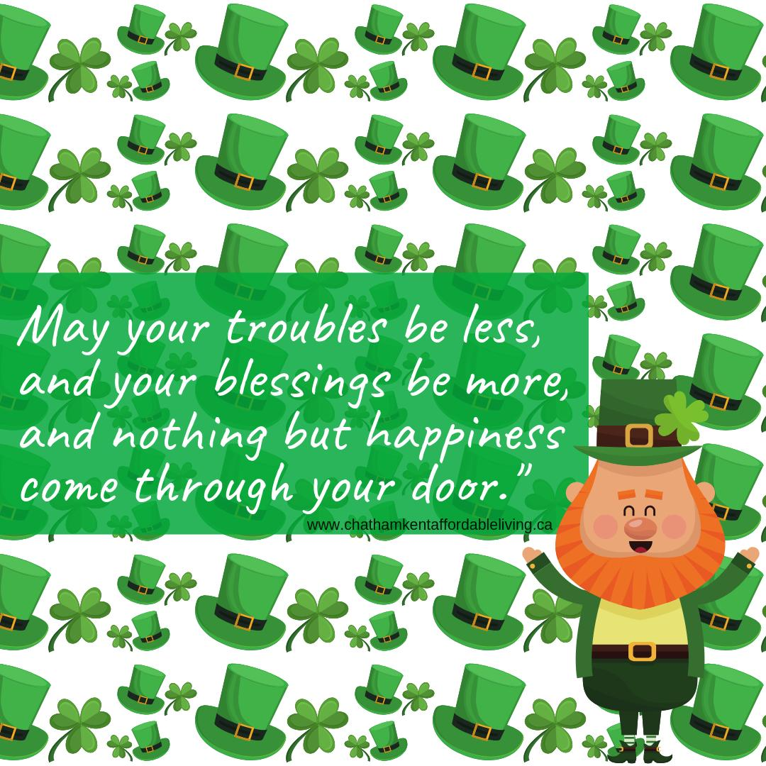 AffordableLiving's photo on #StPatricksDay2019