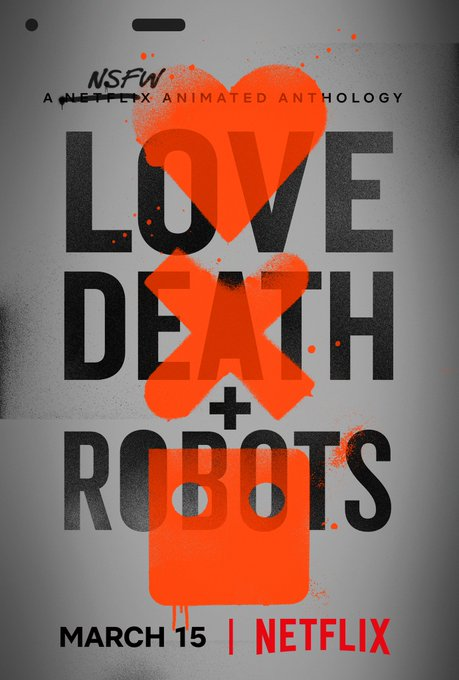 #LoveDeathandRobots Photo