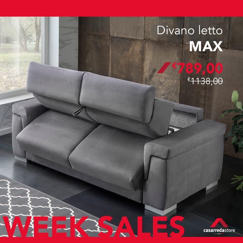 Max Relax Divani Letto.Casarredastore On Twitter Con Il Divano Max E Max Anche L