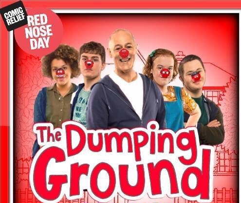 The Dumping Ground's photo on Red Nose Day