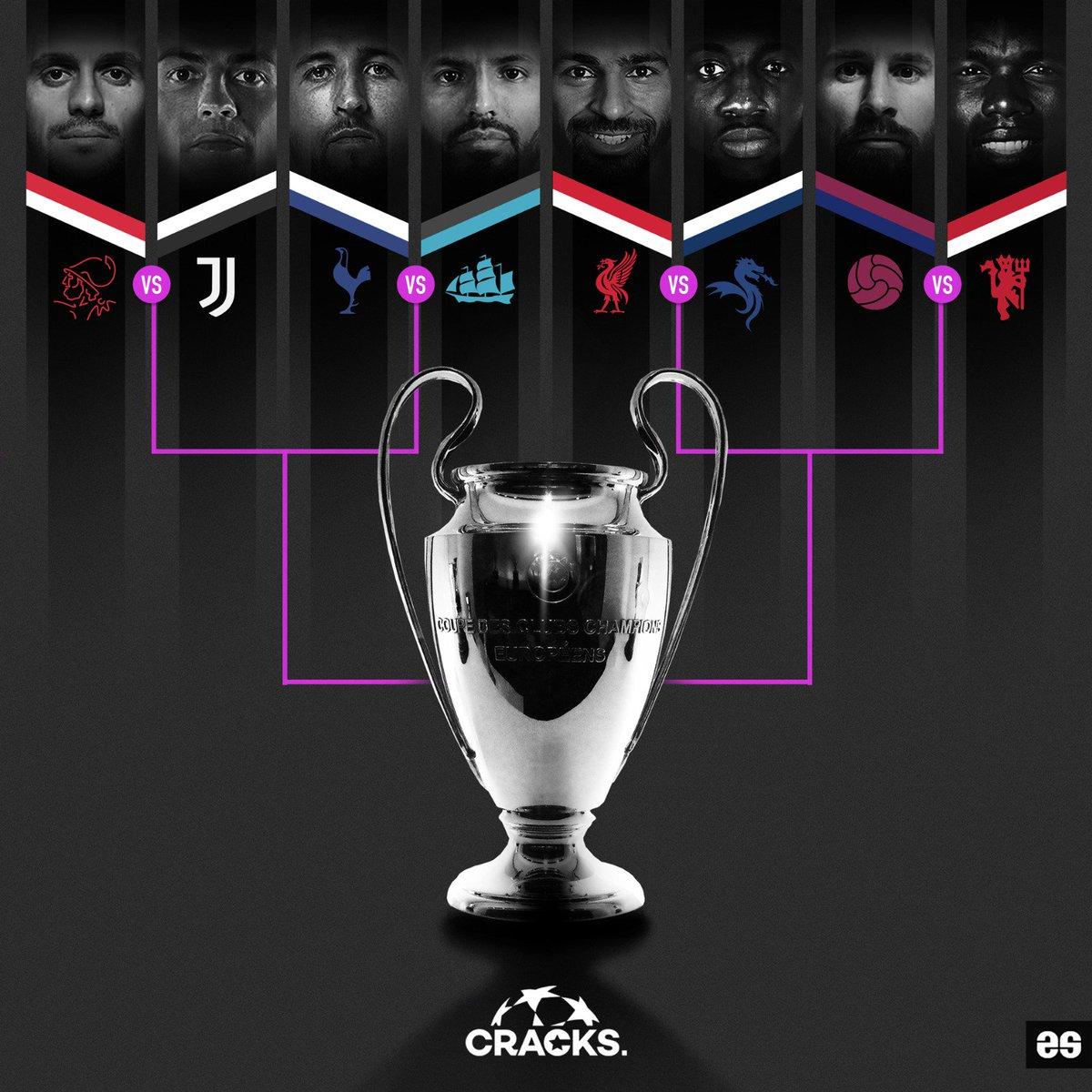 CRACKS's photo on Ajax - Juve