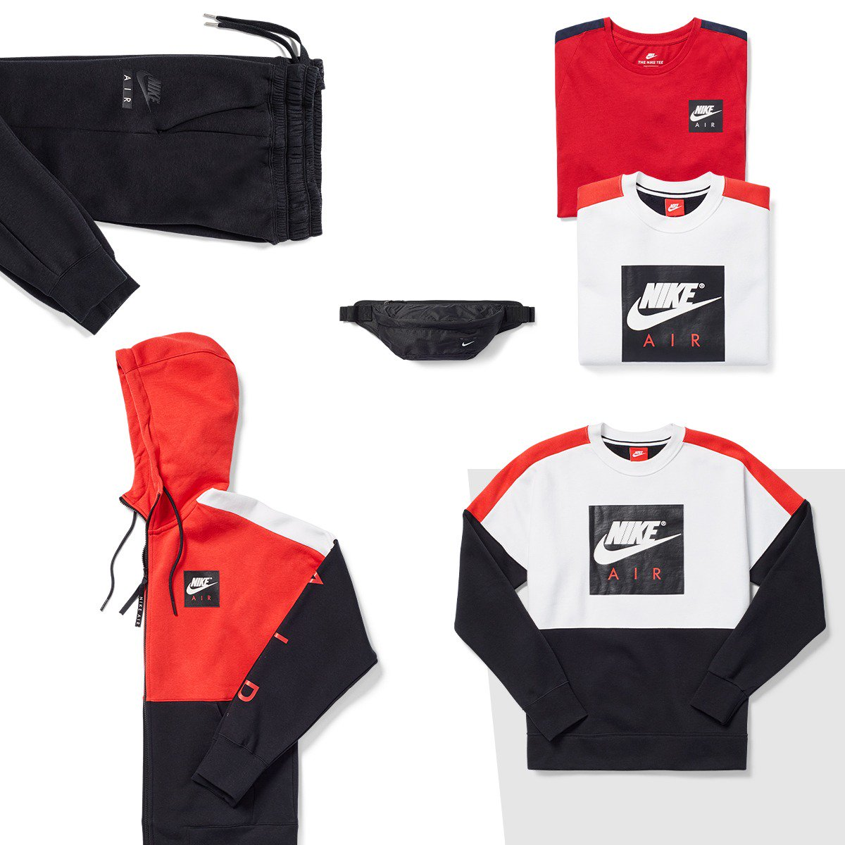 Descubre las novedades de Nike con Décimas. Centro