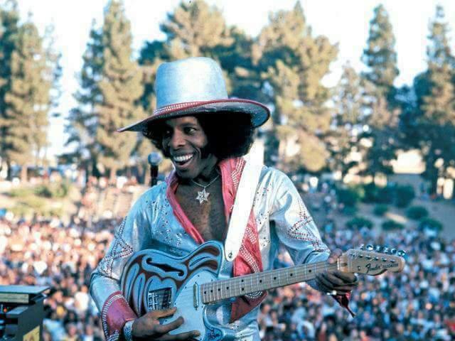 Happy birthday to Sly Stone