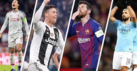 Mundo ESPN's photo on Messi x CR7