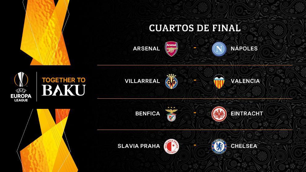UEFA.com en español's photo on Cuartos de Final