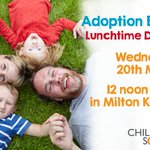 If you're considering #adoption, why not join us in #MiltonKeynes at our next info event? We'd love to see you! https://t.co/sJnxrFHxXF