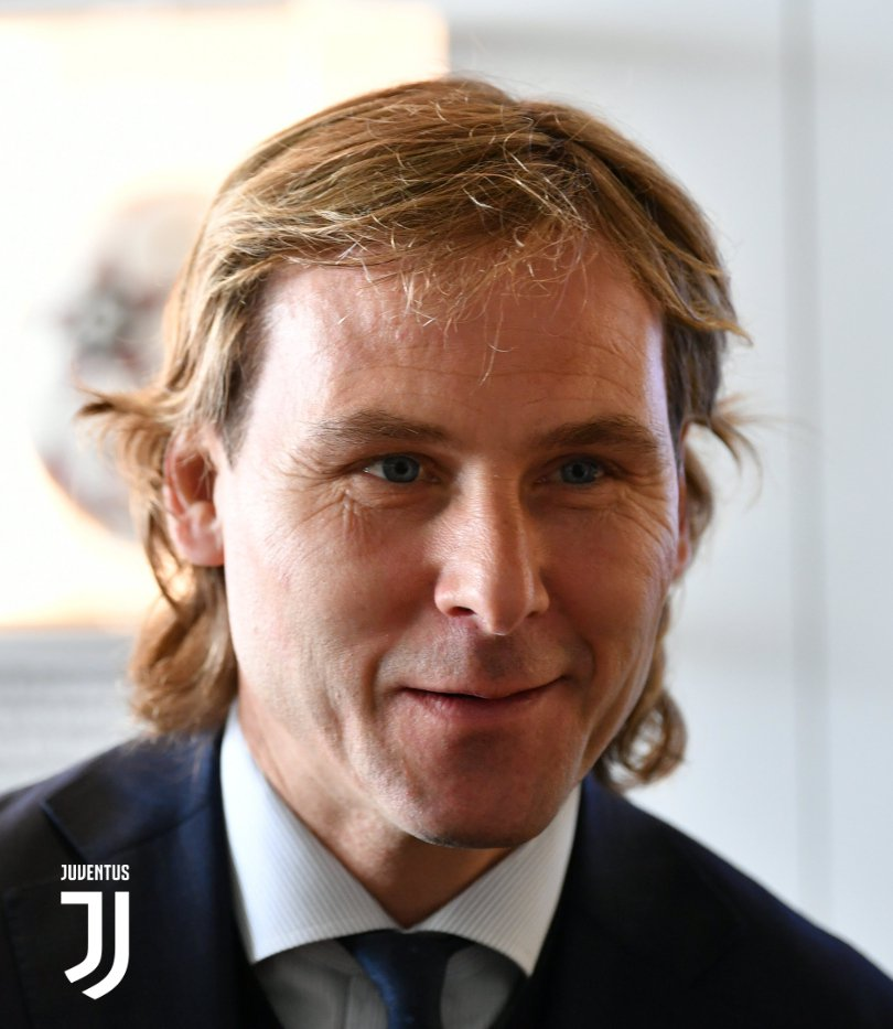 JuventusFC's photo on Nedved