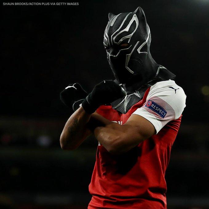 Onyebuchi's photo on Arsenal vs Napoli
