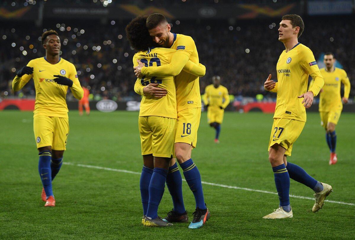 CFC-Blues.com's photo on Arsenal vs Napoli