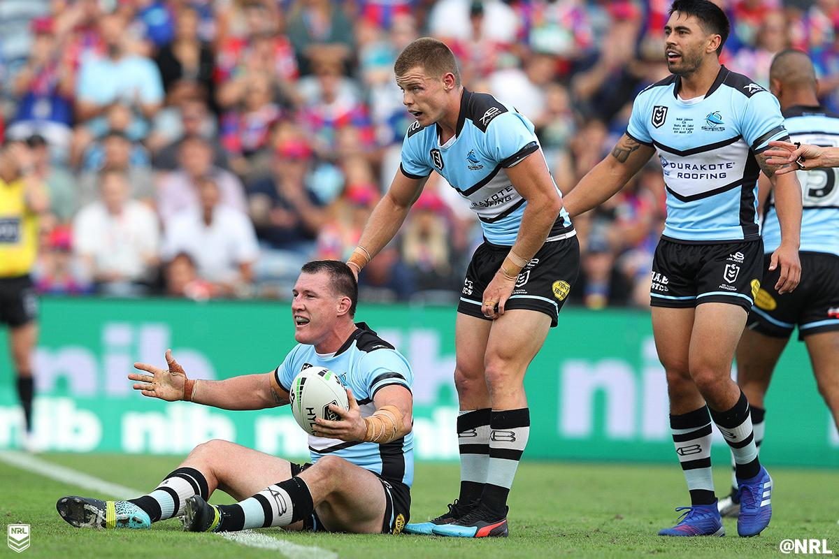 NRL's photo on Gallen