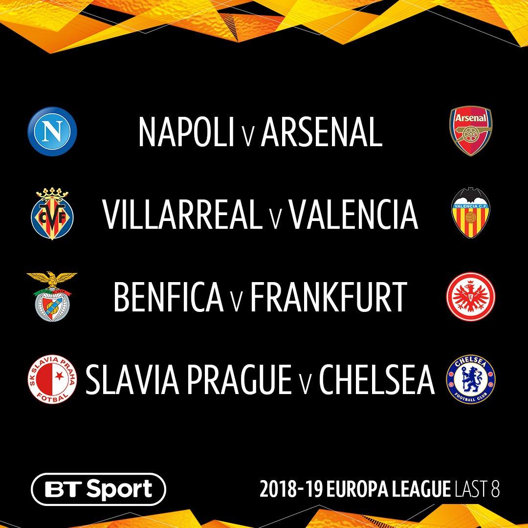 Football on BT Sport's photo on Arsenal vs Napoli