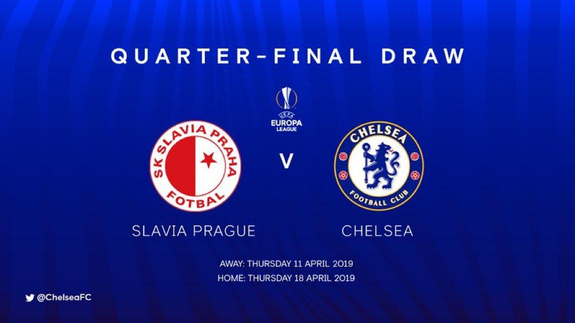Chelsea FC Espa├▒ol's photo on Slavia Praga