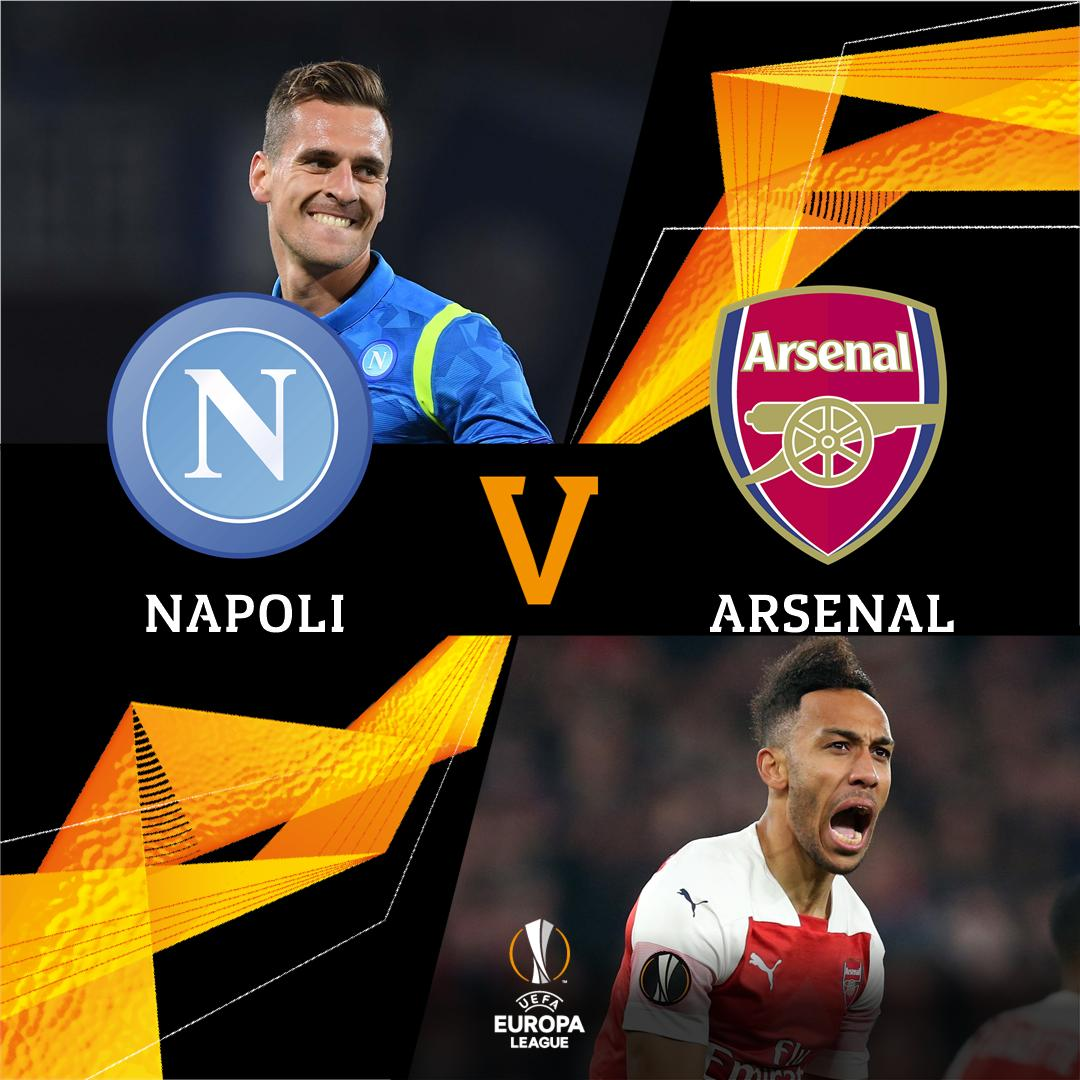 Arsenal en espa├▒ol's photo on Arsenal vs Napoli