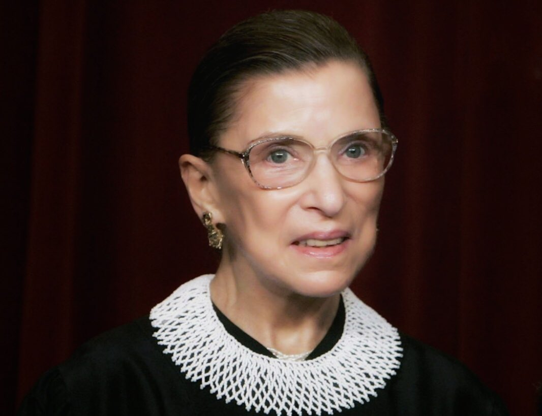 Chris B.'s photo on justice ginsburg