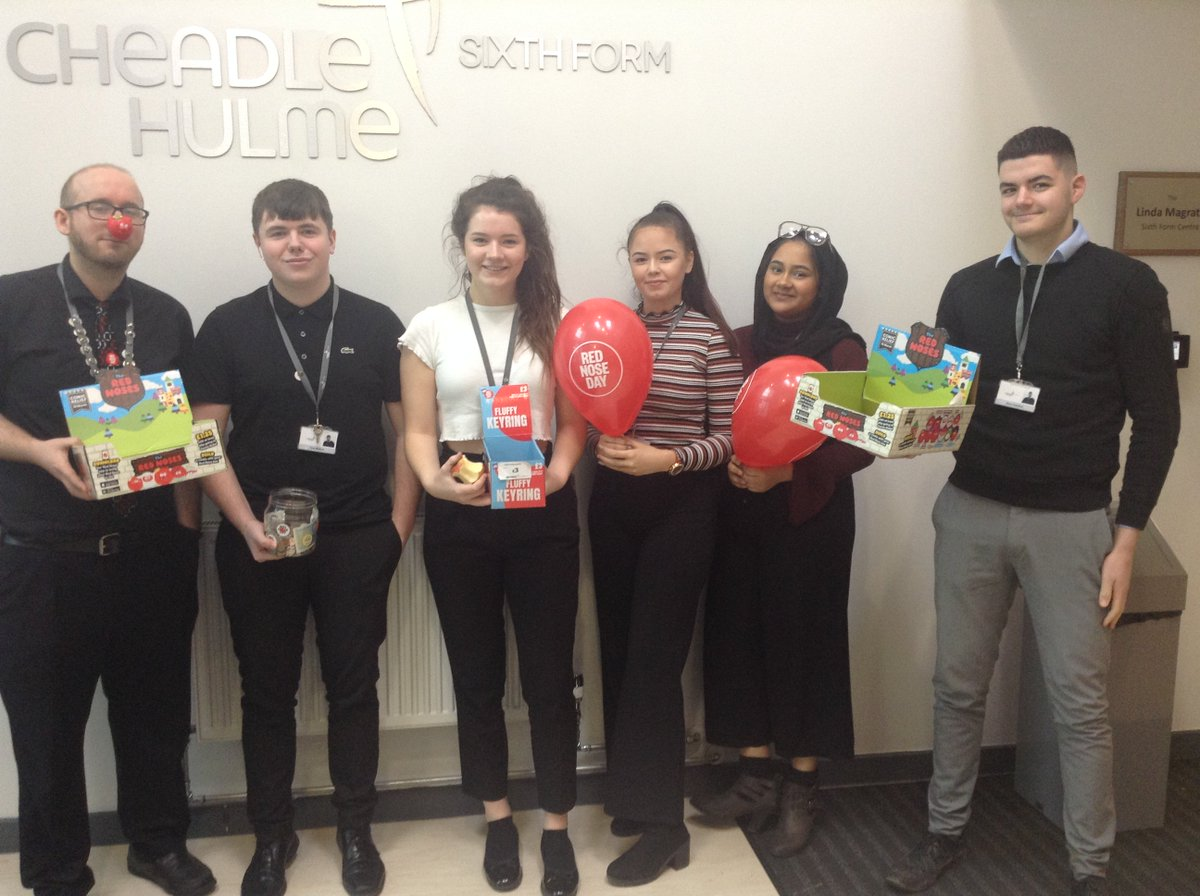 test Twitter Media - Congratulations to Mr Cass and his form 12PC who have raised over £1200 for @comicrelief by selling red noses, pens, pins, mugs and stickers around school. They've beaten last year's total of £1171 which is fantastic achievement! @comicreliefsch #6thcharitywork  #charity #proud https://t.co/fz2Ee5jeS3