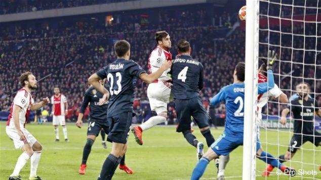 Ajax Showtime's photo on Ajax - Juve