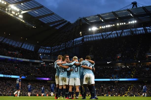 Superbia Proelia's photo on Manchester City