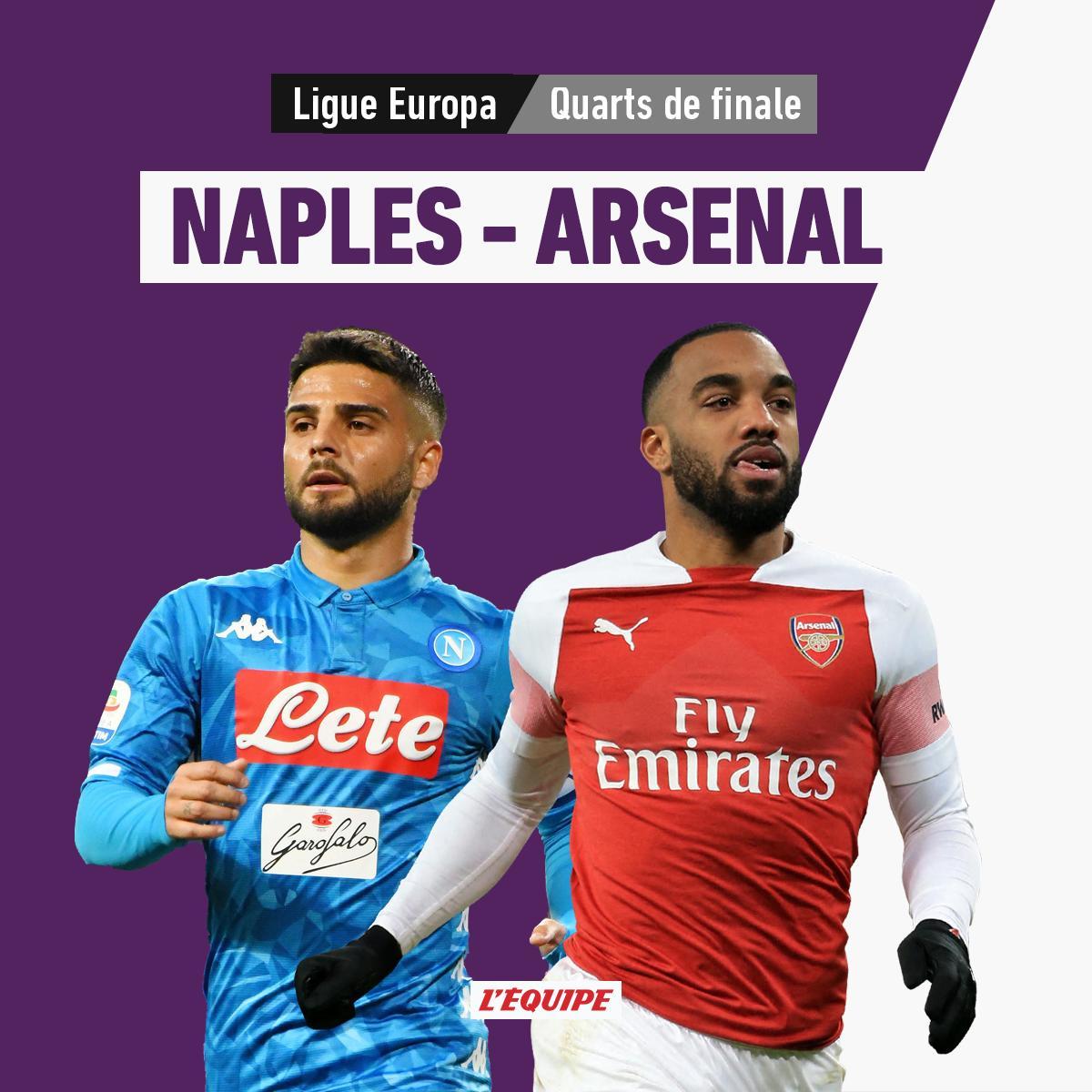 L'├ЅQUIPE's photo on Arsenal - Naples