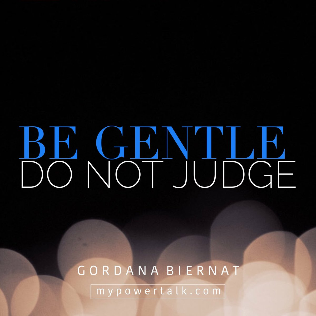 We become what we fear. We become what we hate. We become what we judge.  Be joy. Be love. Be gentle.  #Love #FridayMotivation <br>http://pic.twitter.com/QdC32L3AfE