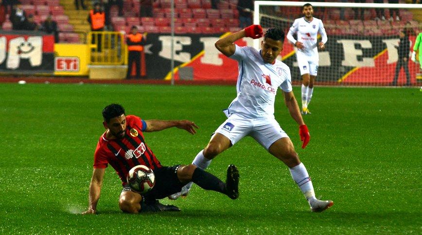 Eskişehirspor 2 - 4 Altınordu