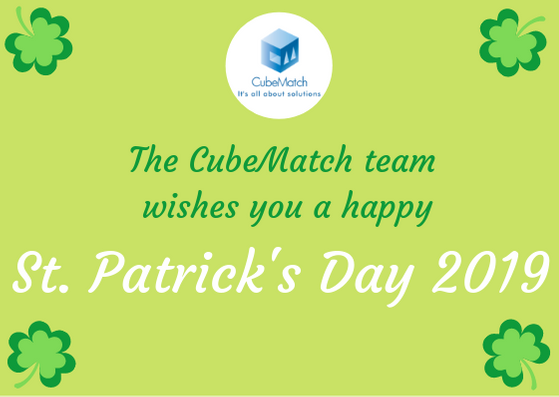 CubeMatch's photo on #StPatricksDay2019