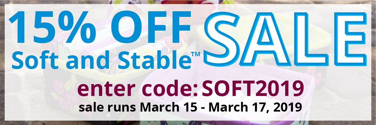 ✂15% OFF Soft and Stable: Celebrate National Quilting Day!✂ - https://mailchi.mp/f5177ad5c343/15-off-soft-and-stable-celebrate-national-quilting-day…