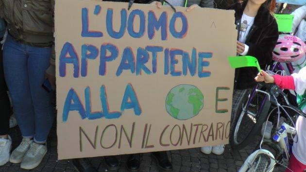 Antispecismo's photo on Fridays for Future