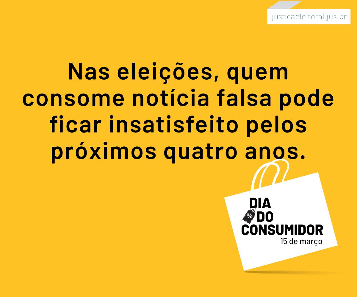TSE's photo on #DiaDoConsumidor