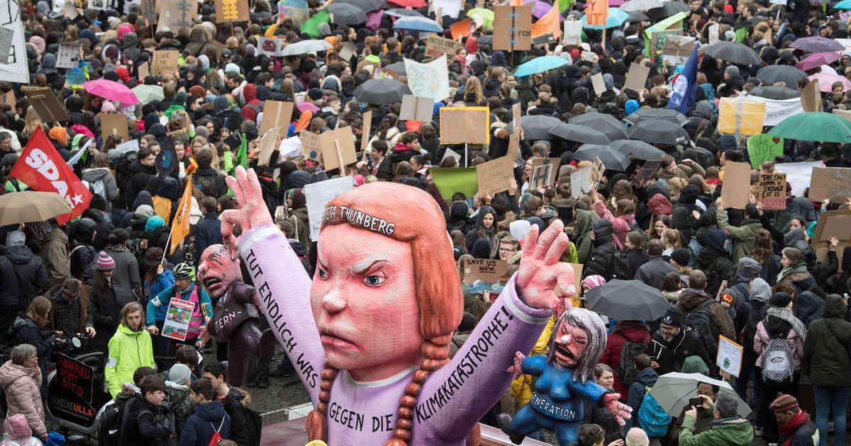Westdeutsche Zeitung's photo on Fridays for Future