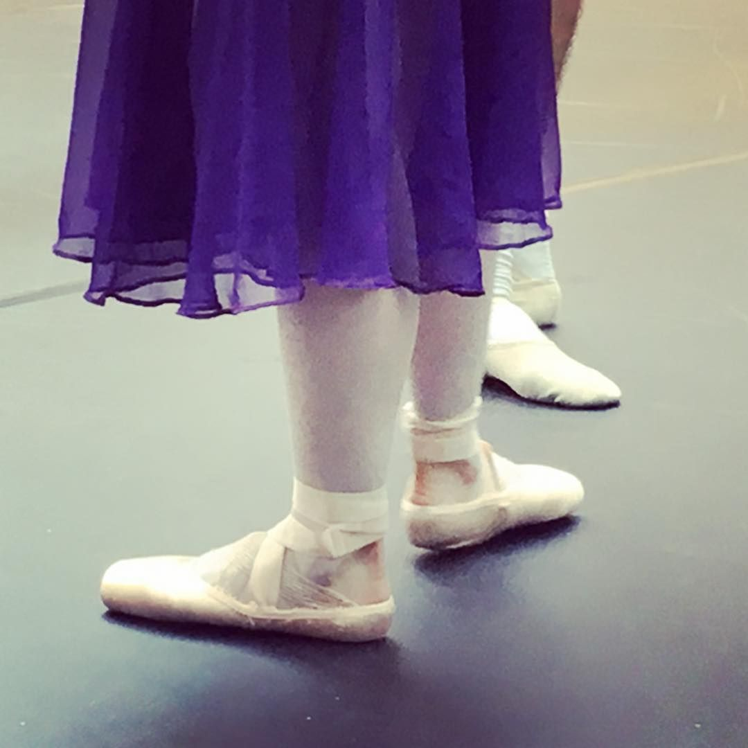 ballerinashoes hashtag on Twitter