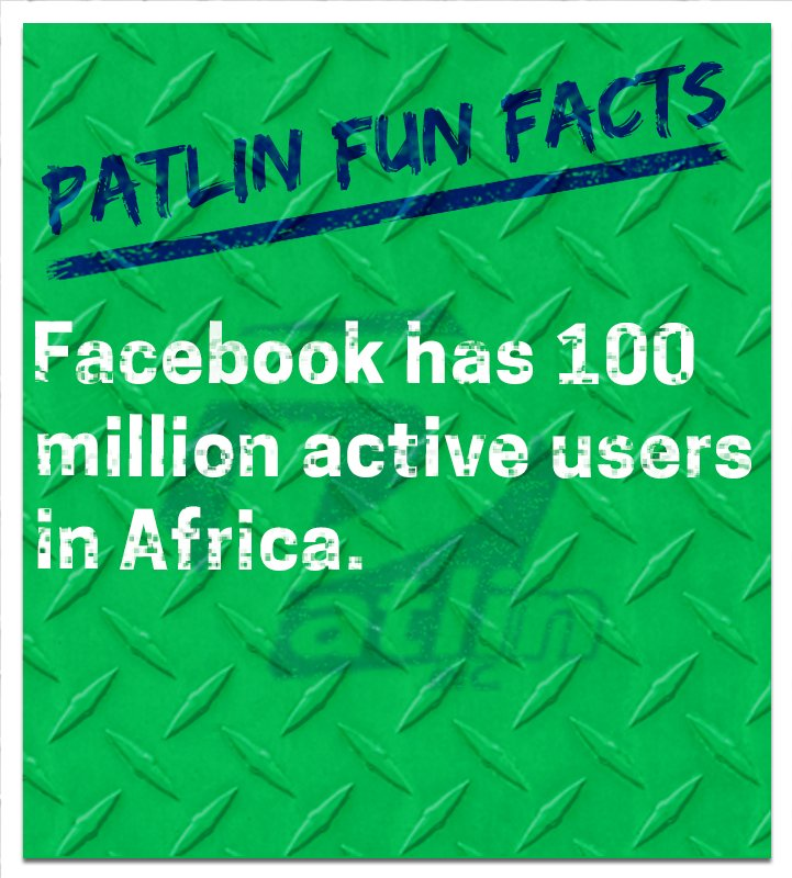 Patlin Inc.'s photo on #FunFactFriday