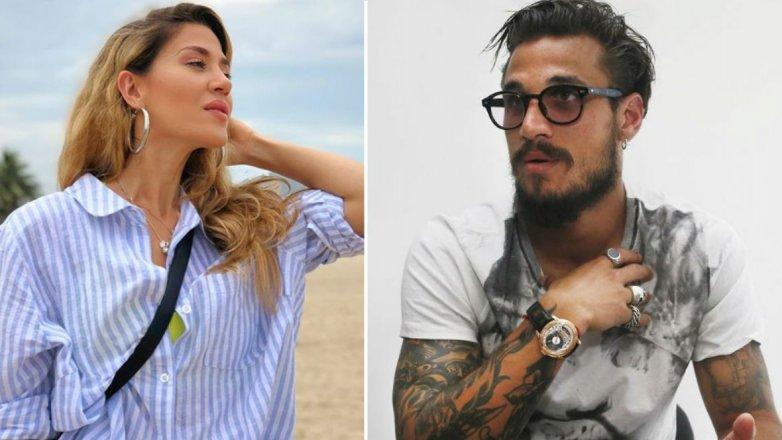Carla Prensa's photo on Daniel Osvaldo