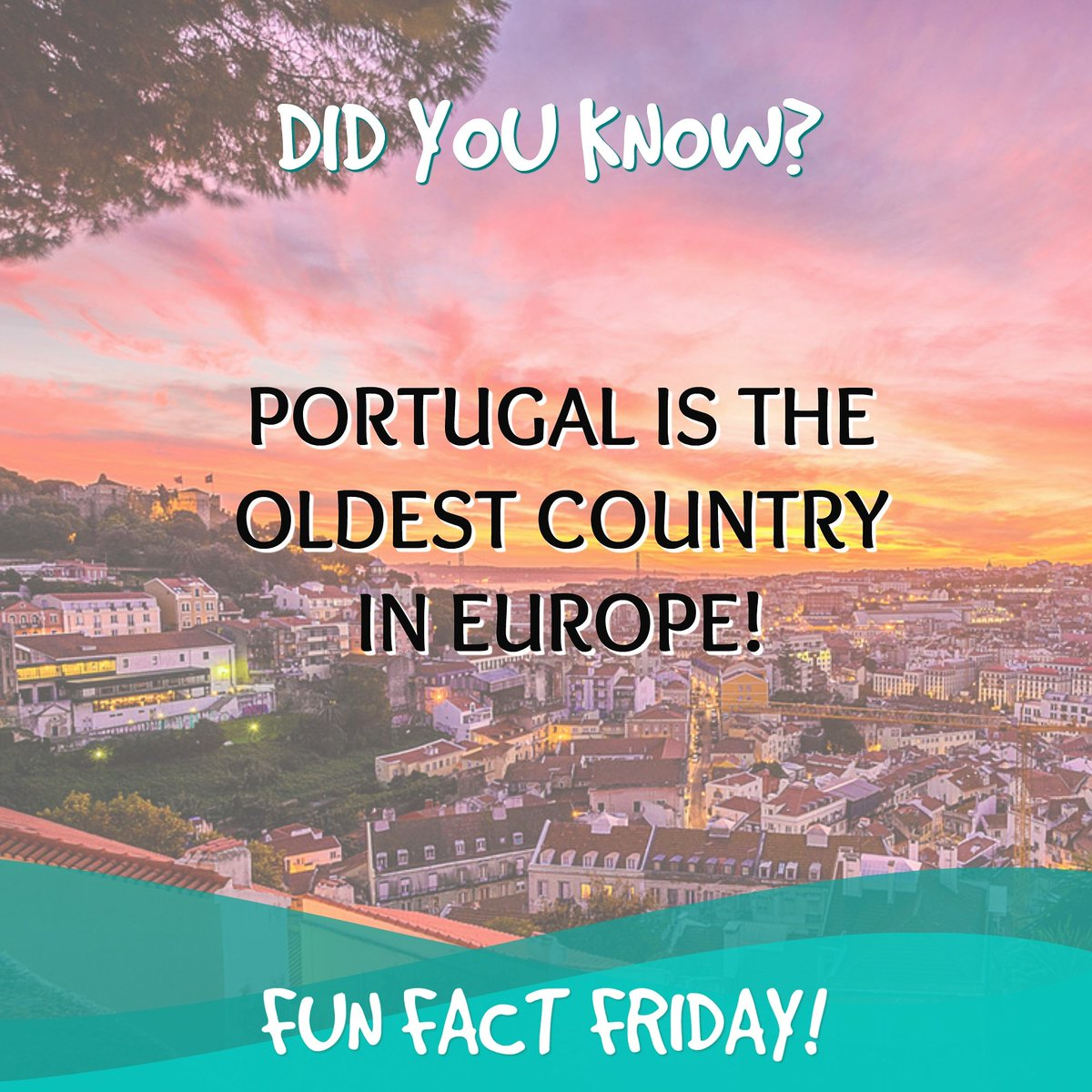 Wellness in Portugal's photo on #FunFactFriday