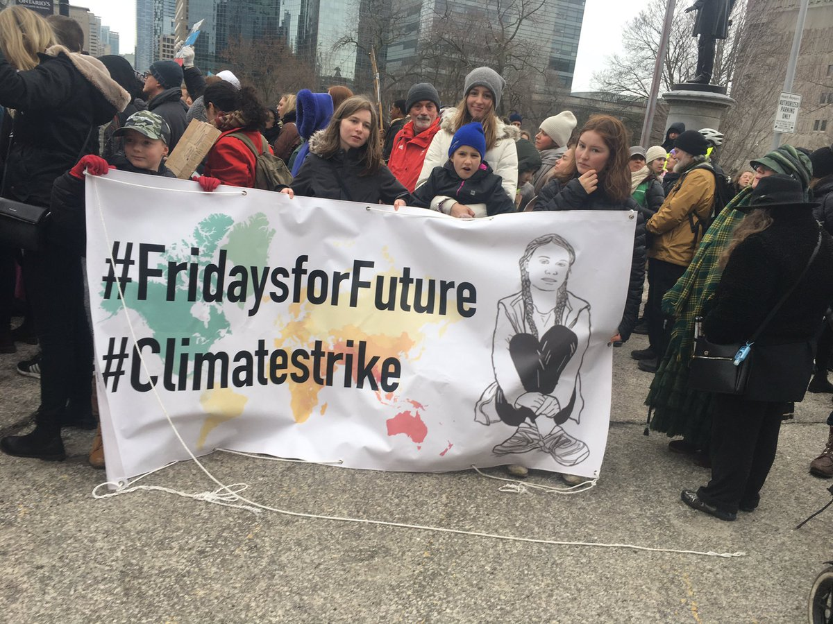 Jessica Green's photo on #strikeforclimate