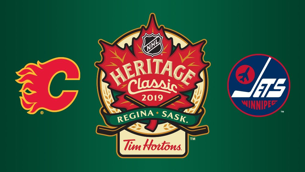 Evraz Place Live's photo on #HeritageClassic