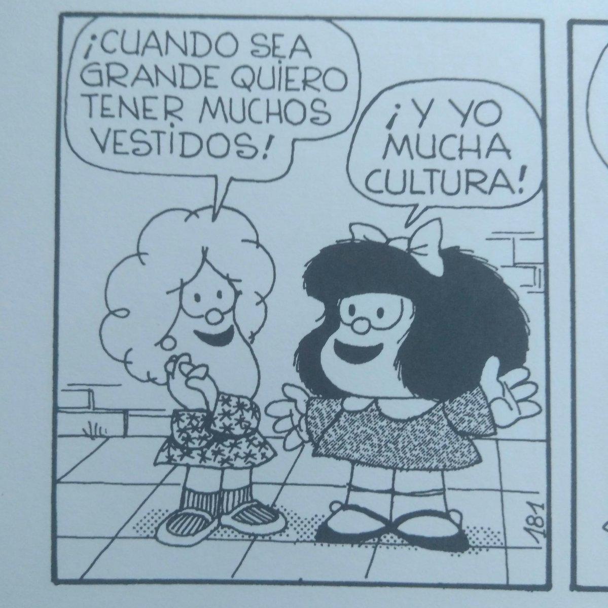 Mar Aleixandre Badenes's photo on #Mafalda