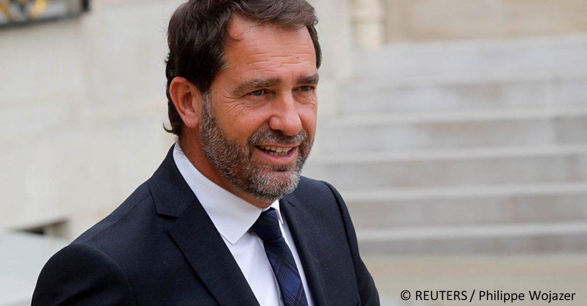 Sputnik France's photo on Christophe Castaner