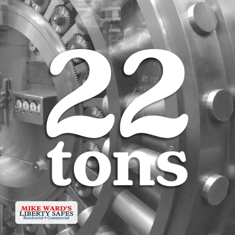 Mike Ward's Liberty Safes's photo on #FunFactFriday