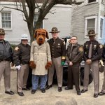 Image for the Tweet beginning: Sheriff Forestal, McGruff the Crime