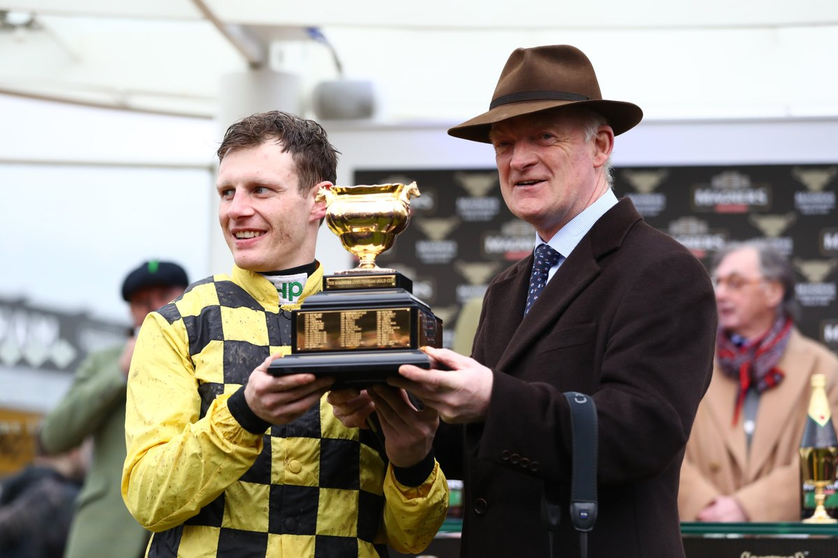 At The Races's photo on Willie Mullins
