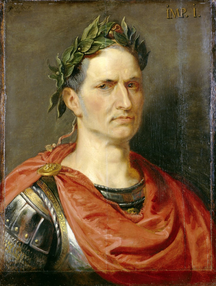 Caleb T. Maupin's photo on Julius Caesar
