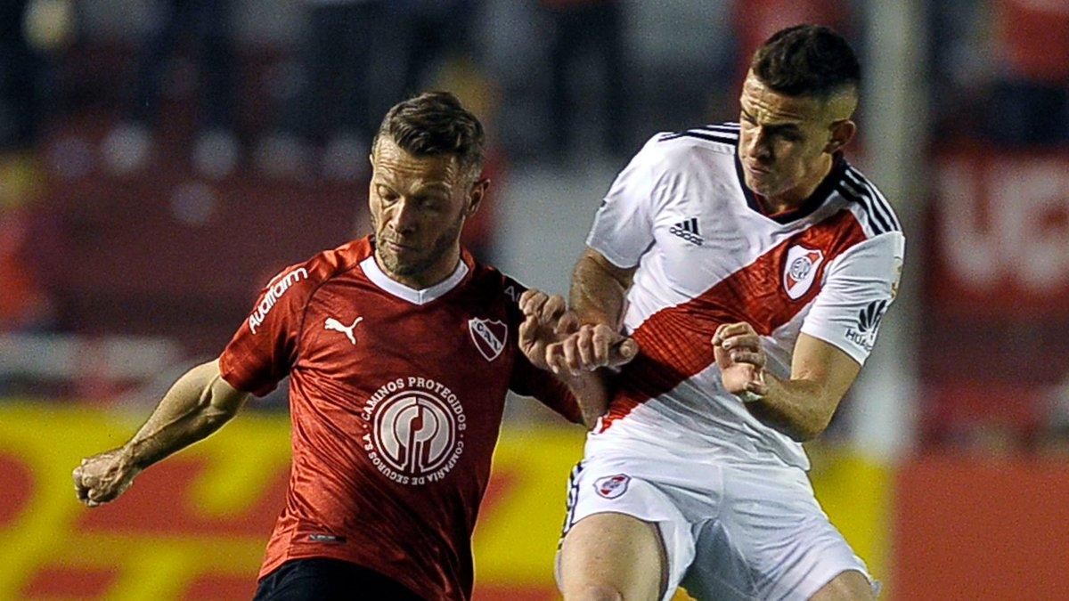 #Superliga | River ante Independiente en un clásico con la mente en la Libertadores 2020