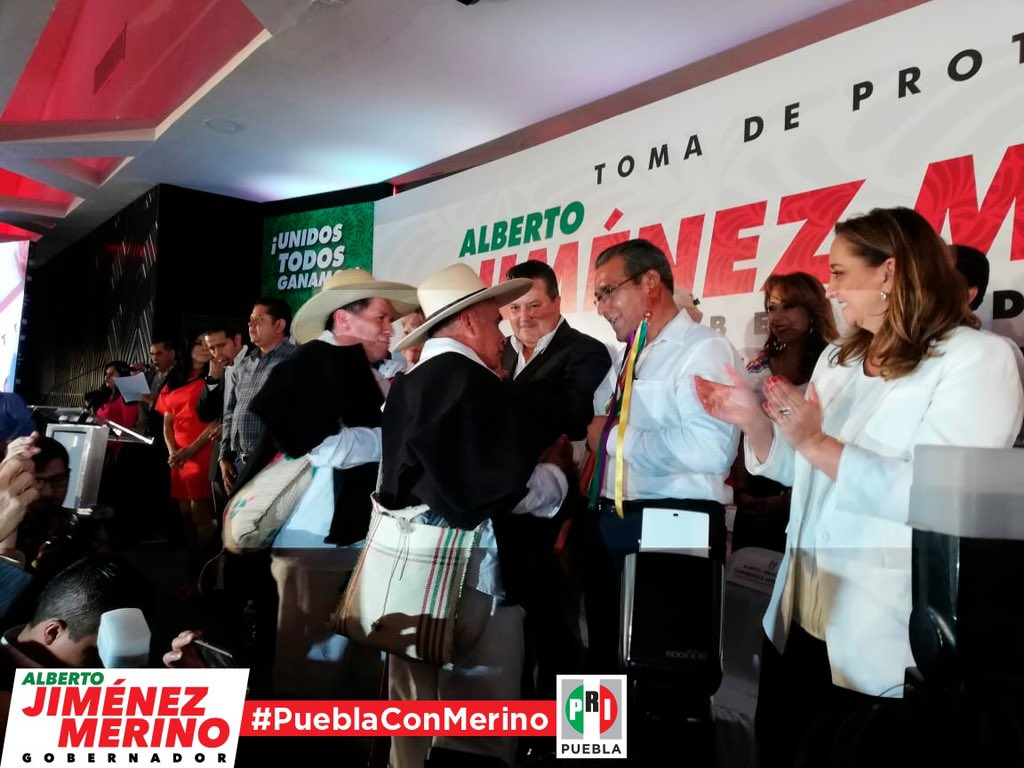 Marisol Calva's photo on #PueblaConMerino