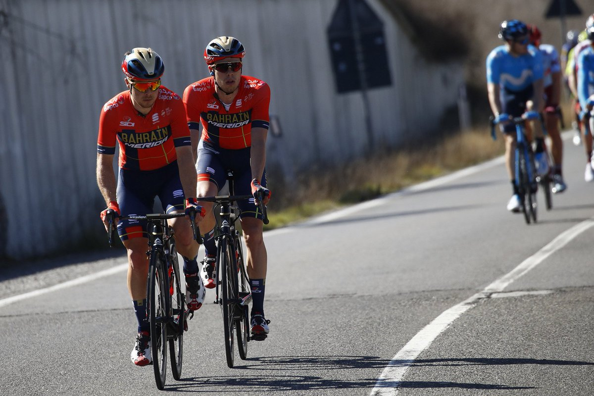 Team Bahrain Merida's photo on Foligno