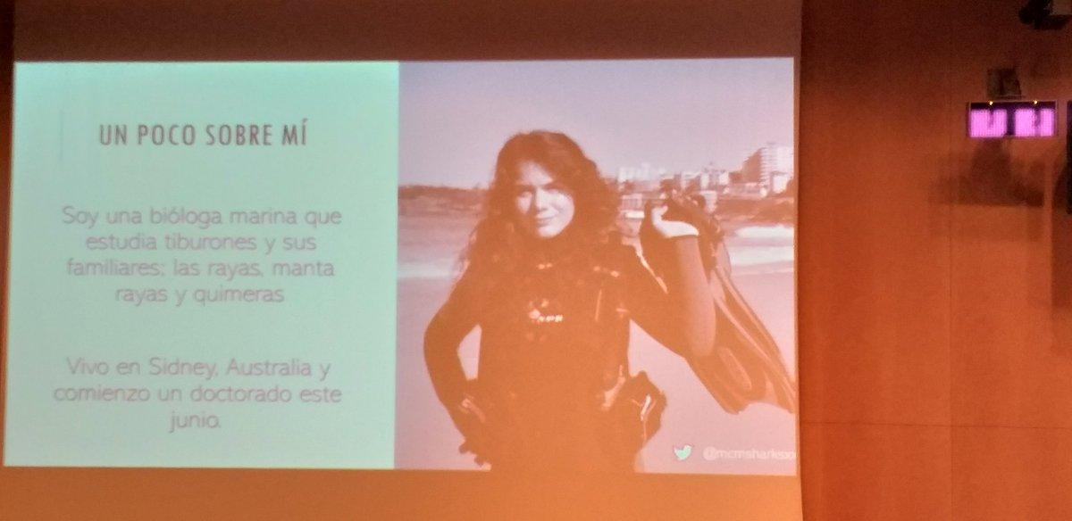 Patricia Noguera Guerra's photo on #CnR19