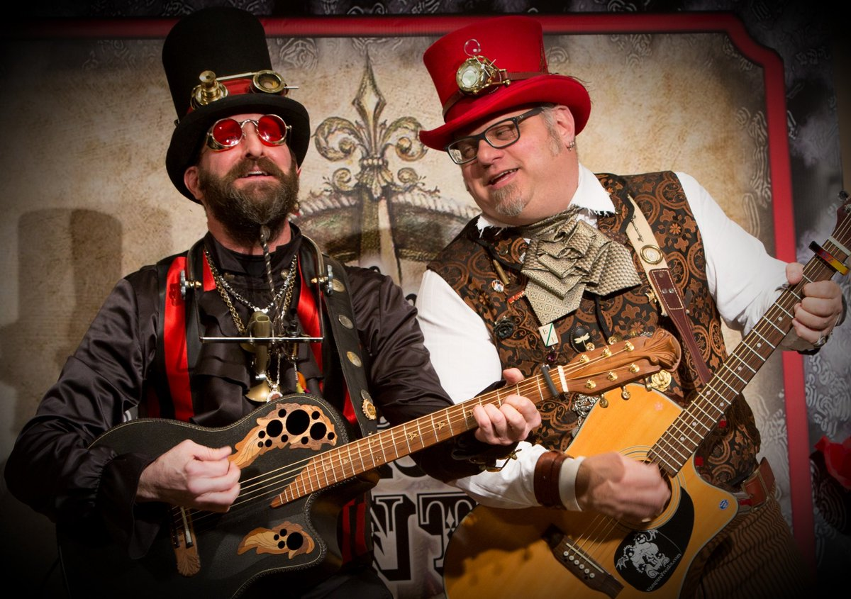 #Event Awesome of the Day: #Steampunk ⚙️ Event on #SteampunkSunday #Music 🎶 #TeaDuels 🍵 #Cosplay 🎩 & More (March 24, 2019) at @CourtydYonkers @NYRenfair #USA 🇺🇸 via @HudsonRivMuseum #SamaEvent 📅