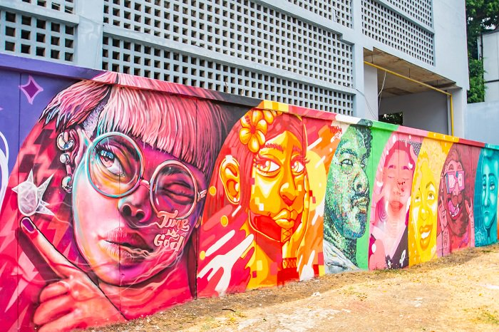 There is so much #StreetArt to be seen while walking around in #PanamaCity. #Posada1914 was such a convenient base for exploring. :)⁣ #panama #visitpanama #ilovepanama #centralamerica<br>http://pic.twitter.com/0ht2hTU7mw