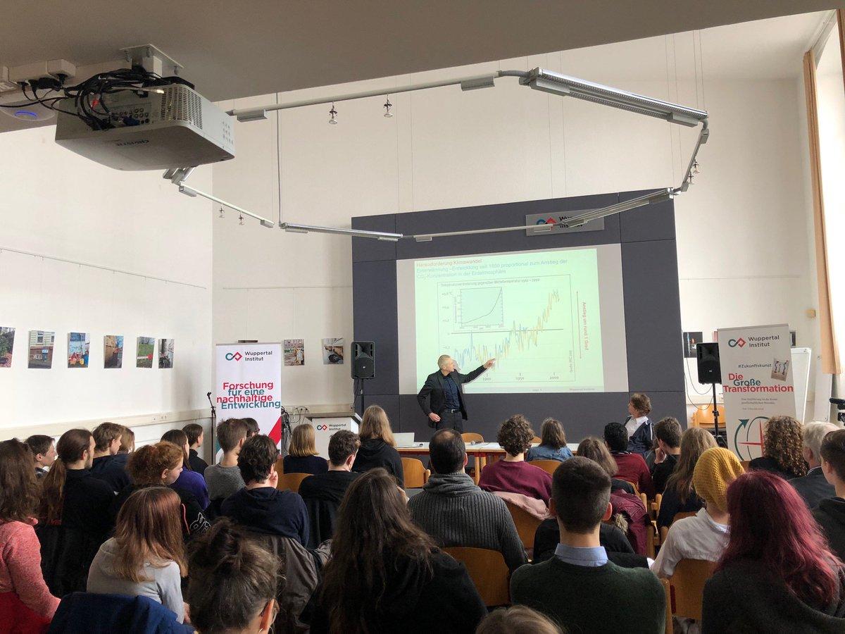 Wuppertal Institut's photo on Schülerinnen